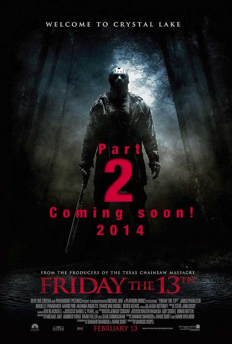 Last friday the movie 2013